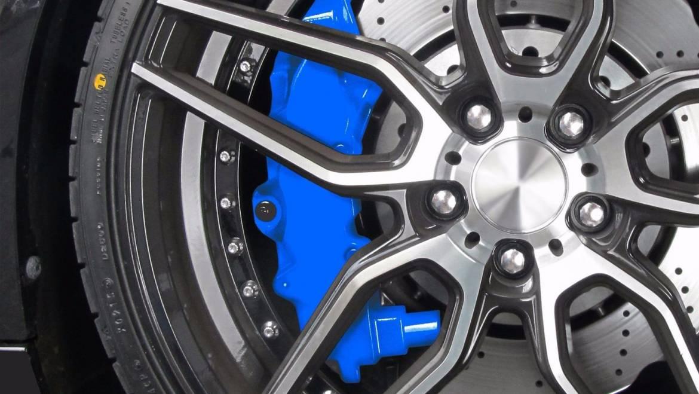 Custom Painted Brake Calipers